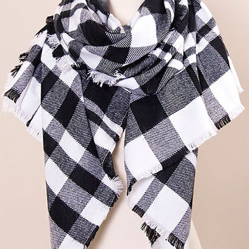 The Checkered Scarf