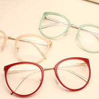 Clear Vintage sunglasses glasses shades