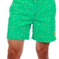 Find the Booty Swim Trunks
