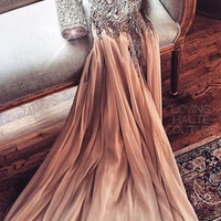 Unique Prom Dresses On Sale Sweetheart Chiffon Sexy Prom Dresses Beading Off The Shoulder Floor Length Beautiful Prom Dresses