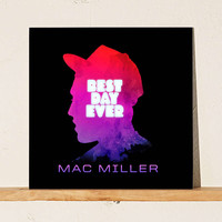 Mac Miller - Best Day Ever 2XLP - Urban Outfitters