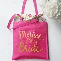 Tote Bag - Mother of the Bride Bridal Party
