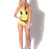 I'm So Happy Swimsuit (Made to Order)