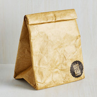Quirky Pack to Basics Lunch Bag by ModCloth