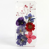 Kiera iPhone 5 Dried Flower Phone Case