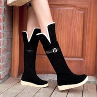 Women Boots High Quality Brand Snow Boots Fashion High Winter Snow Boots Classic Shoes