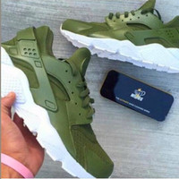 NIKE AIR HUARACHE Women/Men Fashion Running Sports Shoes