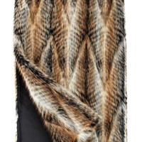 Lemur *Limited Edition* Faux Fur Throw Blanket by Fabulous Furs