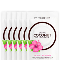 ST. TROPICA Hair Mask 6-Pack
