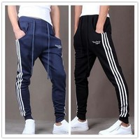 Outdoors Cargo Loose Trousers Men Sweat Harem Sport Joggers Pants Hip Hop Slim Fit Sweatpants for Dance Sports Pants [9305623431]