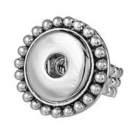 Ginger Snaps Stretch Snap Ring