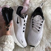 NIKE AIR MAX 270 Breathable Sneakers Sport Shoes