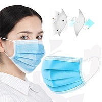 Mouth Mask Anti Virus Meltblown Cloth Mask Antivirus Coronavirus Mascherine Bacteria Proof Flu Face Masks Disposable Masks