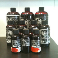 """MATS Silicone/Alcohol based fake blood, """"Murder Red"""" 2 oz"""