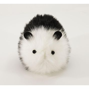 Panda the Black and White Guinea Pig Stuffed Animal Plush Toy