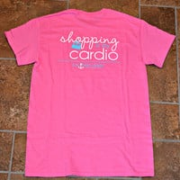 SOUTHERN DARLIN' COLLECTION: Shopping is My Cardio Tee