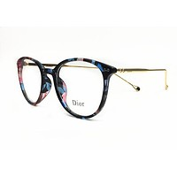 Dior Montaigne 37 Womens Acetate RX Prescription Eyeglasses 0TFW, 52mm