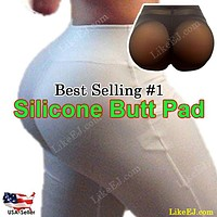 Silicone Buttocks Pads Butt Enhancer body Shaper Panty Tummy Control Girdle best