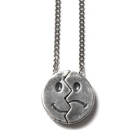 HELTER SKELTER | SHITS AND GIGGLES NECKLACE