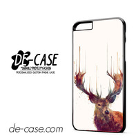 Deer Reverse Melted Paint DEAL-3130 Apple Phonecase Cover For Iphone 6/ 6S Plus