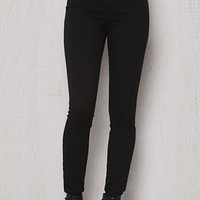 PacSun Super Black Super High Rise Skinny Jeans at PacSun.com
