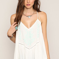 O'Neill Clementine Woven Tank Top at PacSun.com