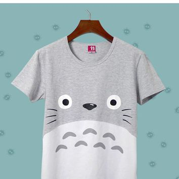 Harajuku Kawaii Cat T-Shirt