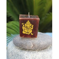 2x2 Remover of Obstacles Candle (Amber + Sandalwood)