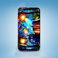Tardis Doctor Who customized for iphone 4/4s/5/5s/5c ,samsung galaxy s3/s4/s5 and ipod 4/5 cases