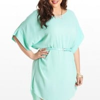 Plus Size Rope Me In Tunic | Fashion To Figure