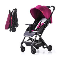 Portable Baby Stroller Lightweight 5kg Foldable Baby Carriage Four Wheels Prams For Newborns Travel System