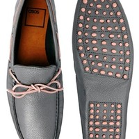 ASOS Driving Shoes in Leather at asos.com
