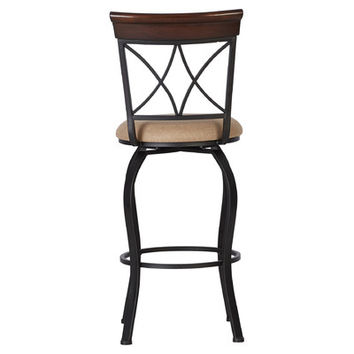 Andover Mills Myles Bar Stool (Set of 2)