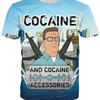 Cocaine and Cocaine Accessories T-Shirt