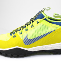 Nike Men's Lunar-Incognito Citron Yellow/Black Hiking Boots 631278 740