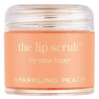 sara happ 'The Lip Scrub - Sparkling Peach' Lip Exfoliator (Limited Edition)