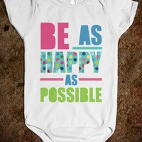 BE AS HAPPY AS POSSIBLE - underlinedesigns