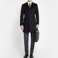 Thom Sweeney - Wool and Cashmere-Blend Overcoat | MR PORTER