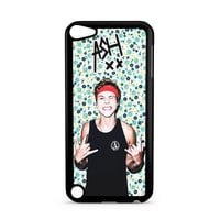 5sos Ashton Irwin Calum Hood art Ipod Touch 5 Case