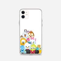 Disney Tsum Tsum Family iPhone 11 Case