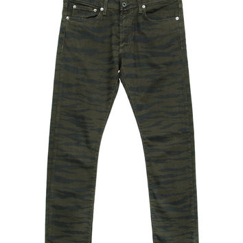 Kennedy Denim Co. - Safari Pants (Olive)