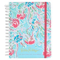 Lilly Pulitzer Agenda with FREE monogram
