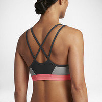 The Nike Pro Indy Women's Light Support Sports Bra.