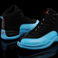 AIR JORDAN 12 (GAMMA BLUE)
