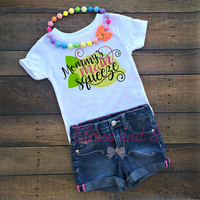 baby girl coming home outfit, newborn take home oufit,mommys main squeeze, baby girl mothers day outfit, cute baby clothes, baby shower gift