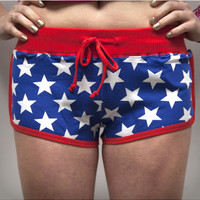 Wonder Woman Shorts