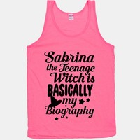 Sabrina The Teenage Witch is My Biography