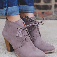 Modern Muse Booties