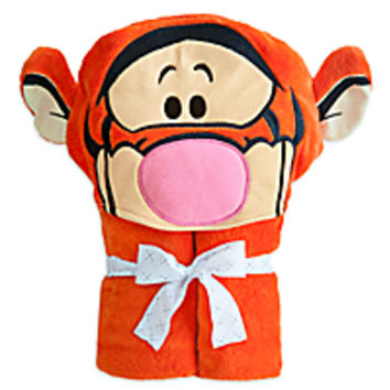 Tigger Hooded Towel for Baby - Personalizable | Disney Store