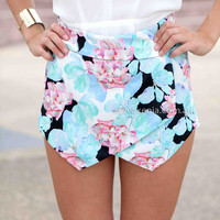 SWEET MIRACLE SKORTS , DRESSES, TOPS, BOTTOMS, JACKETS & JUMPERS, ACCESSORIES, 50% OFF SALE, PRE ORDER, NEW ARRIVALS, PLAYSUIT, COLOUR, GIFT VOUCHER,,SHORTS,Blue,Green,Print Australia, Queensland, Brisbane